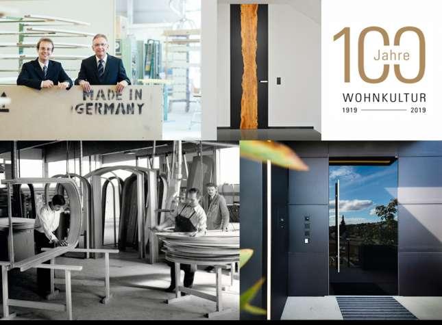 Немецкому партнеру ComTur 100 лет